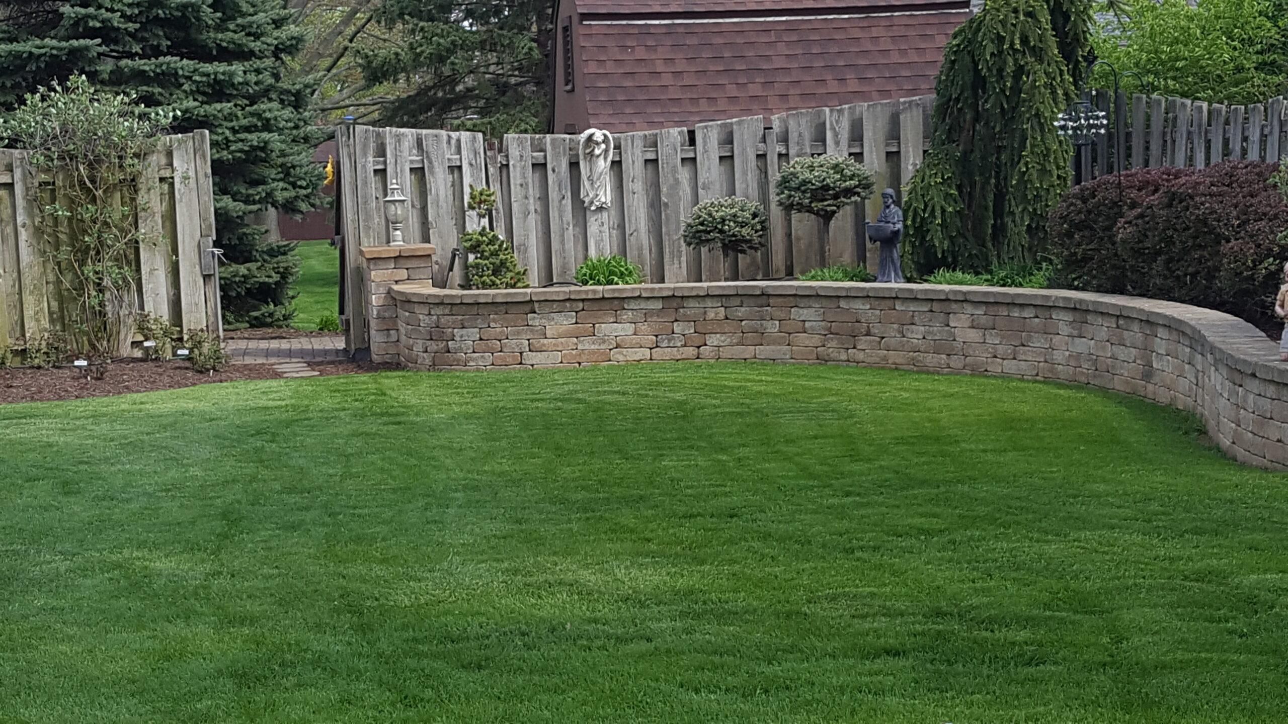 Boomer's Back Yard 2018
